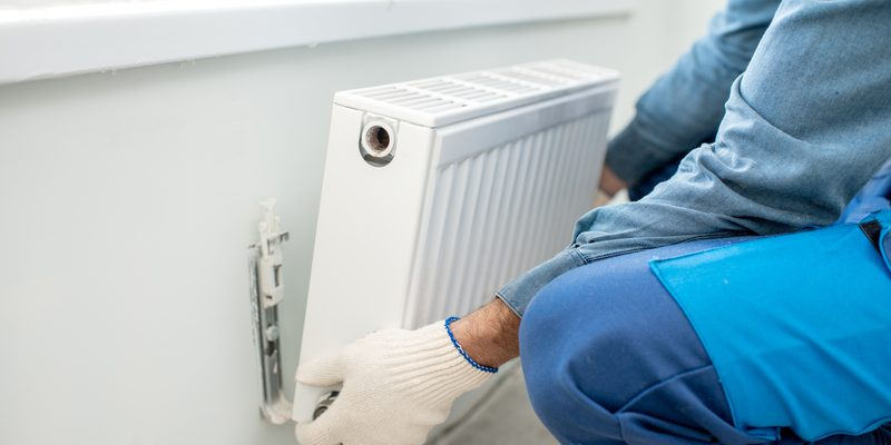 Central Heating Radiator Repair Edinburgh | Kevin Brogan Plumbing & Heating